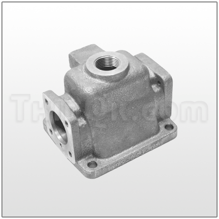 Sandpiper® > Air Valves > Air valve body (T095 043 010) CAST