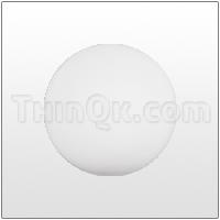 Ball (T1A002) PTFE