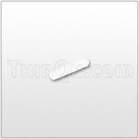 Blocking pin (T6-050-2021-1) PTFE