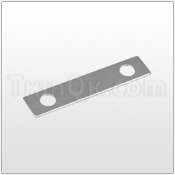 Plate (T94620) STAINLESS STEEL
