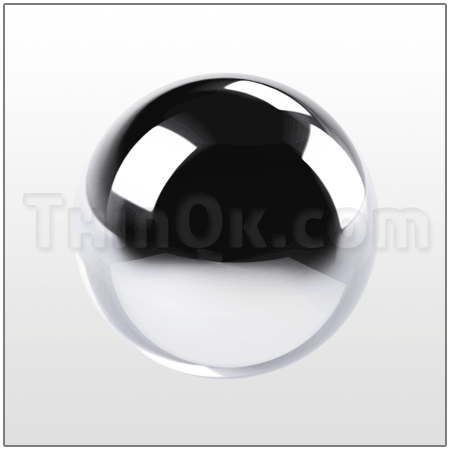 Ball (T1B109) STAINLESS STEEL