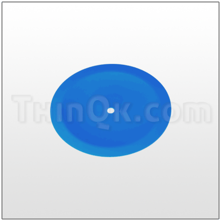 Diaphragm (T819.0060) SANTOPRENE