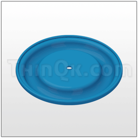 Diaphragm (T819.4328) SANTOPRENE