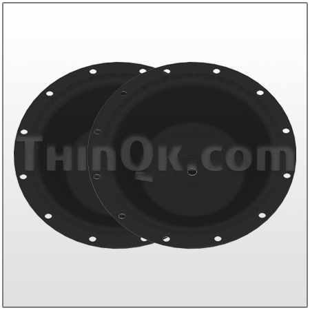 Diaphragm kit (T474.014.365)