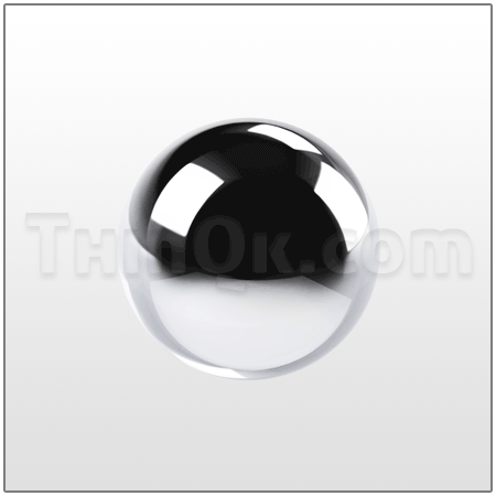 Ball (T819.4396) STAINLESS STEEL