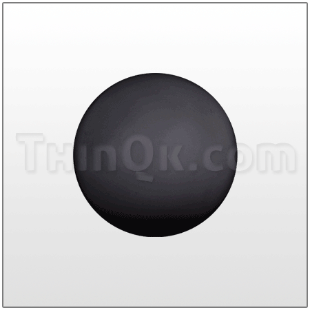 Ball (T819.7124) FKM/VITON