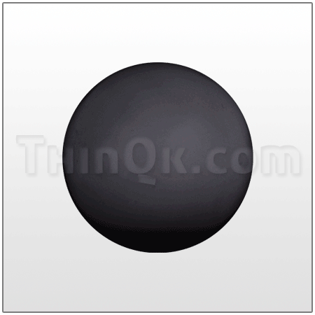 Ball (T819.7126) FKM/VITON