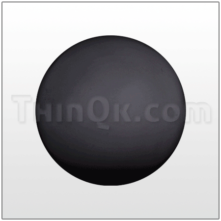 Ball (T819.7128) FKM/VITON
