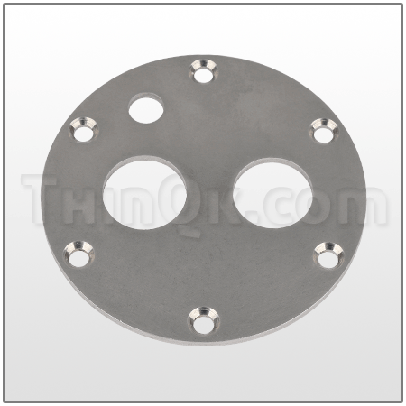 Cover Plate (T501302-11) STAINLESS STEEL
